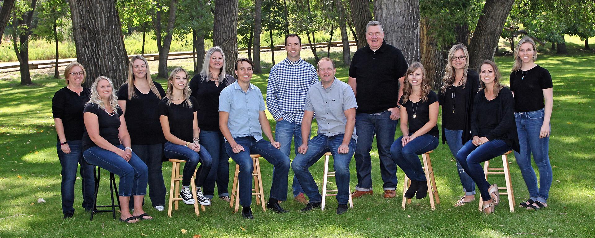 Staff at Horizon Family Dental