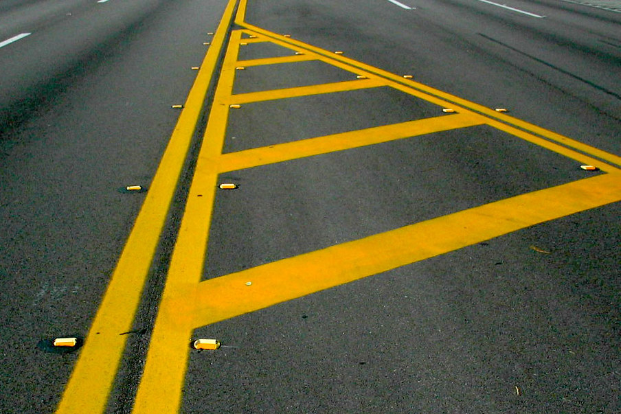 pavement lines
