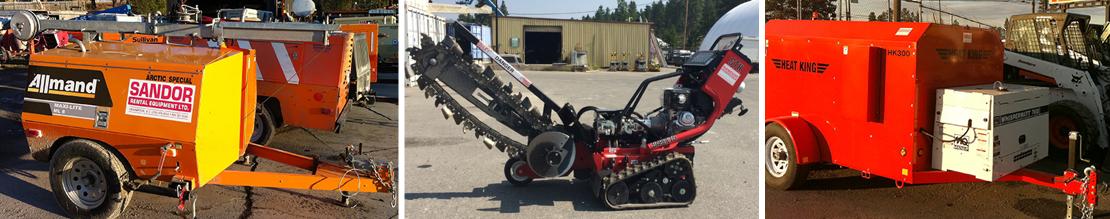tools and equipment rentals in Cranbrook