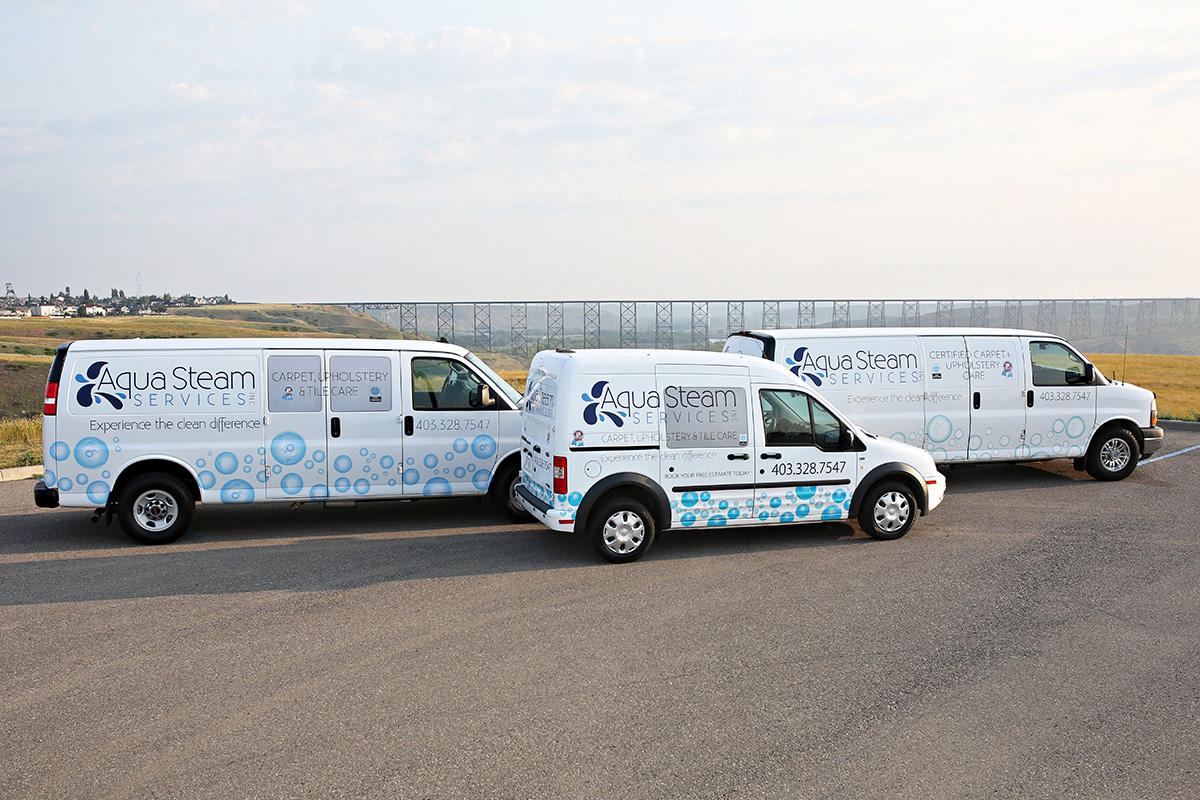 trucks for Aqua steam