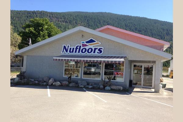 Exterior of building for Nufloors Creston