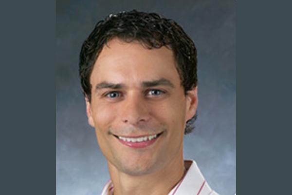 Head shot of Doctor Alan J. Gibb