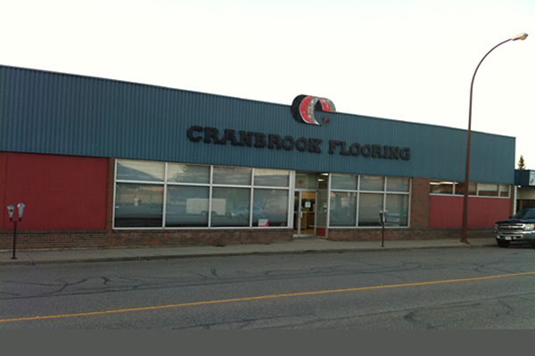 Exterior of building for Cranbrook Flooring
