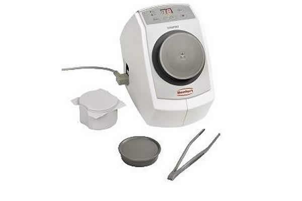 Sympro denture cleaning machine