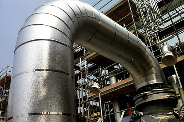 industrial cladding applications
