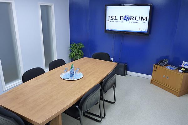 meeting room at J S L Forum