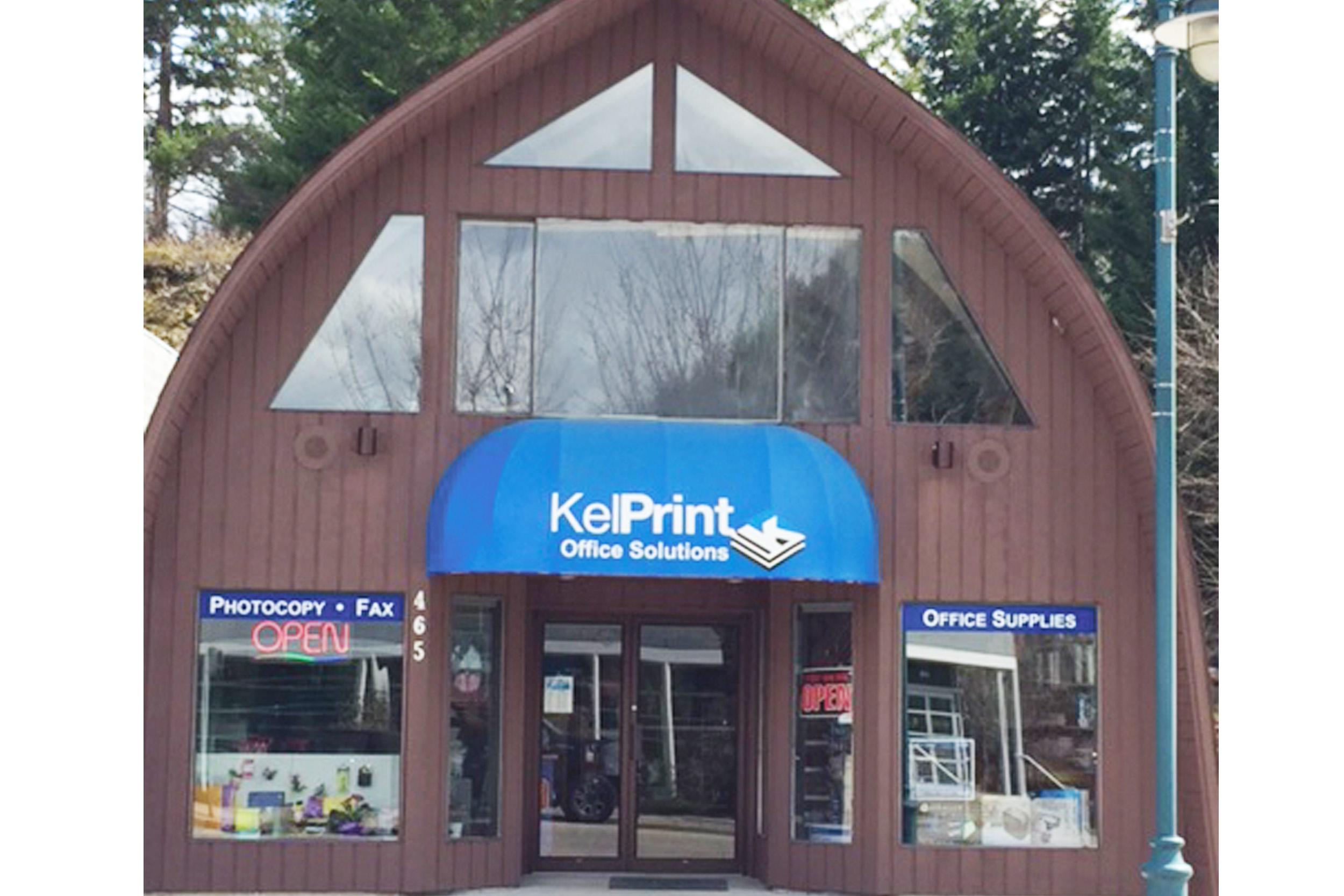 exterior building for Kel Print