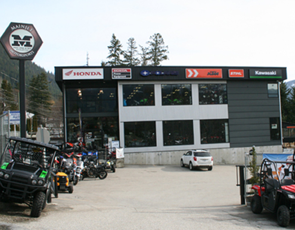 Exterior of building for Main Jet Motorsports