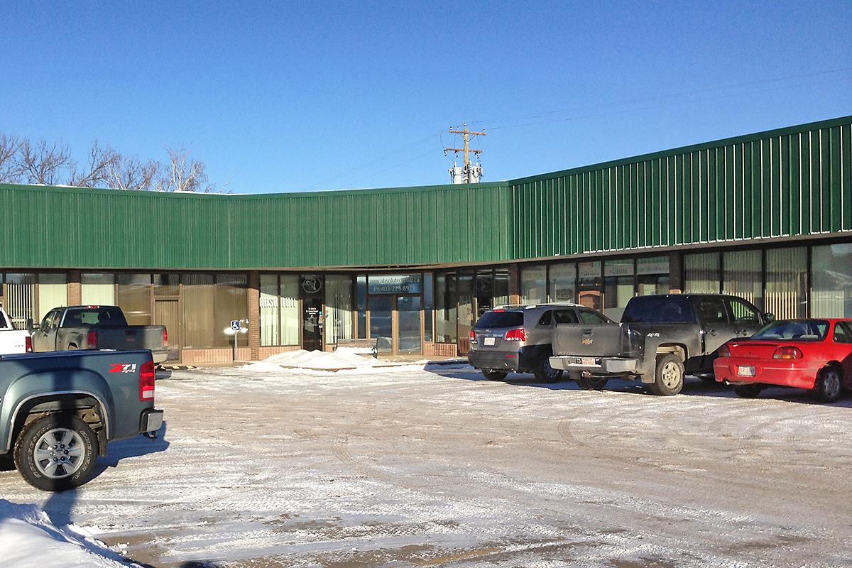 exterior building for Horizon Family Dental